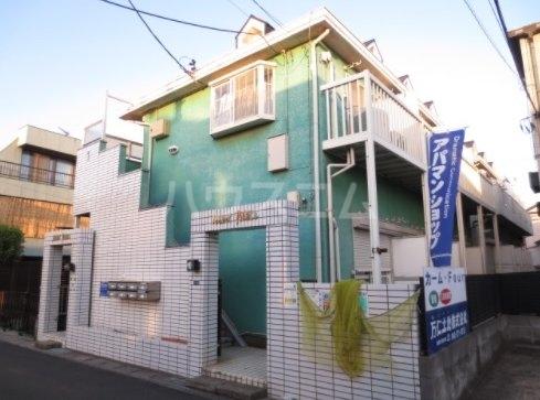 ジュネパレス新検見川第01 102号室の外観