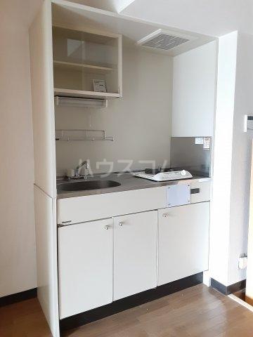 タークマンション 105号室のキッチン