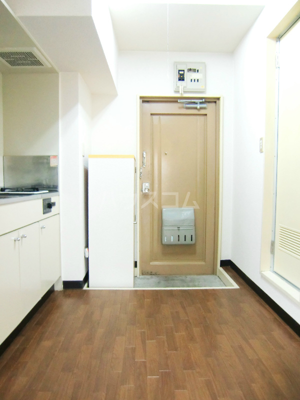 タークマンション 105号室のバルコニー