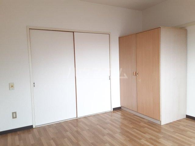 タークマンション 203号室のキッチン