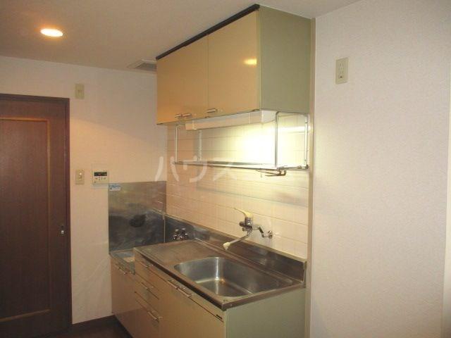 ティアラ神立 307号室のキッチン