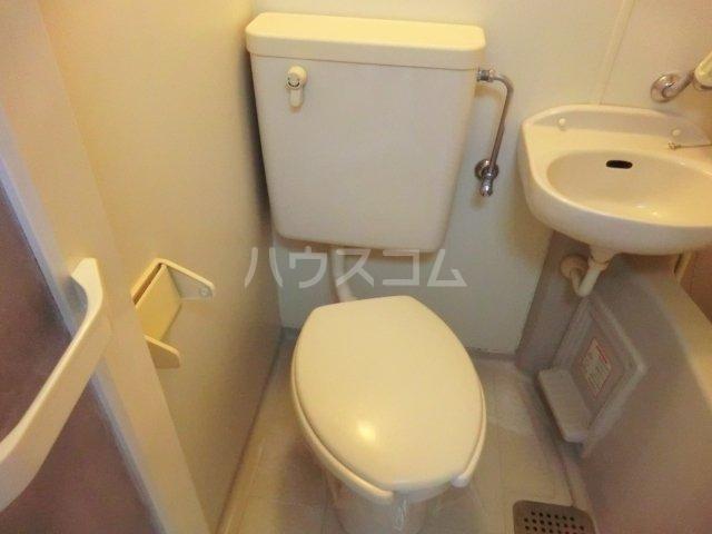 ベルカントリーⅡ 204号室のトイレ