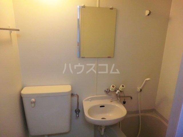 ベルカントリーⅡ 204号室の洗面所