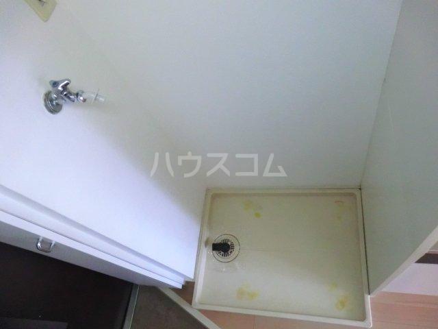ベルカントリーⅡ 204号室のキッチン
