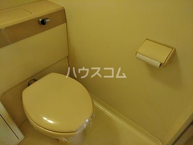 サンヒルズ佐鳴台 106号室のトイレ