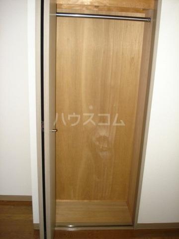 グローヴハイツおゆみ野 203号室の収納