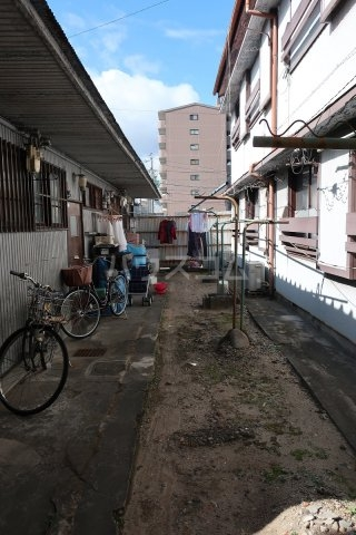 ひかり荘 8号室の収納