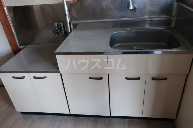ひかり荘 8号室のキッチン