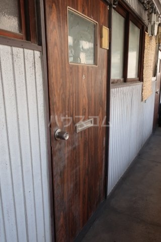 ひかり荘 8号室のトイレ