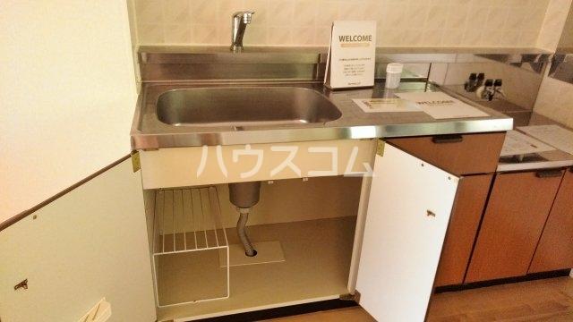 モン・プラティーヌ Ⅱ 103号室のキッチン