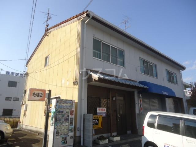 浅井アパートの外観