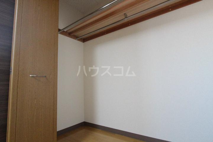 ソルトシティ浜松 608号室の収納