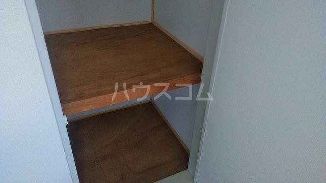 レジデンスKASUYA 205号室の収納