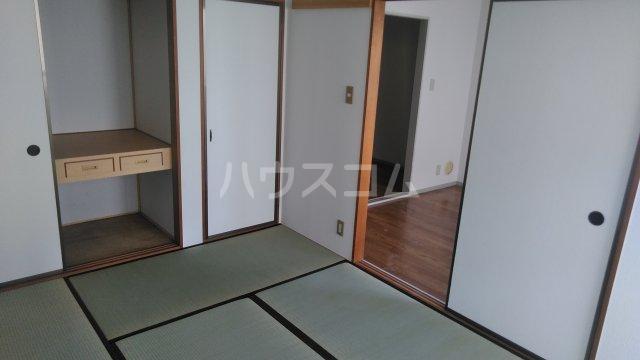 レジデンスKASUYA 205号室の居室