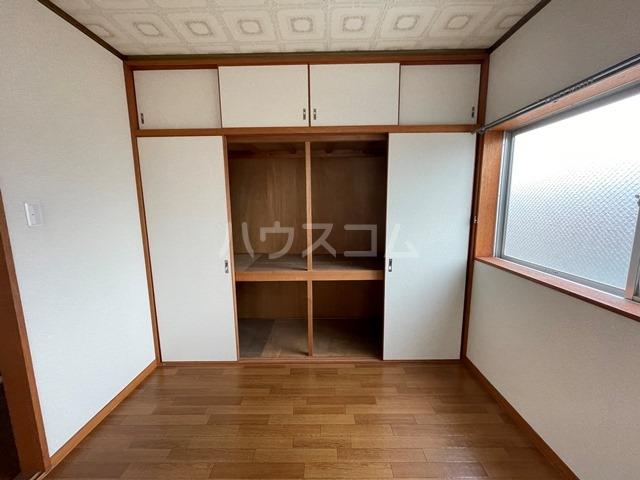 アネックス栄 201号室の収納