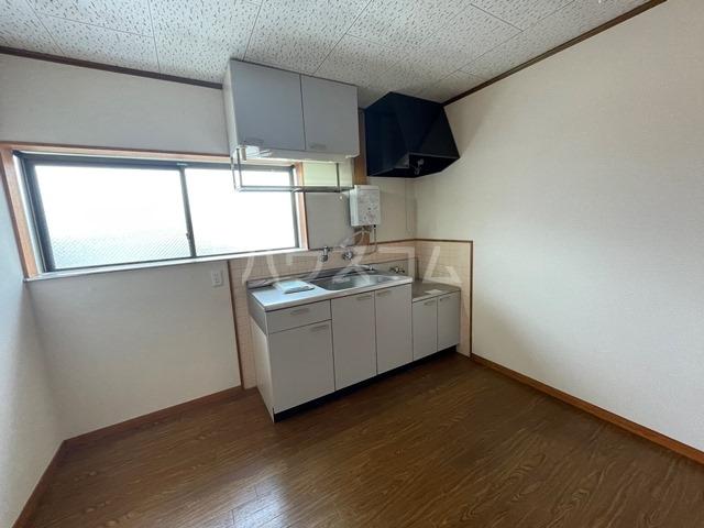 アネックス栄 201号室のキッチン