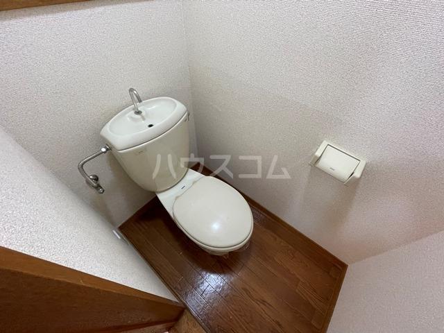 アネックス栄 201号室の洗面所