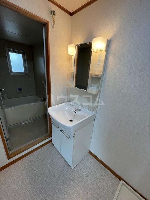 アネックス栄 201号室のトイレ