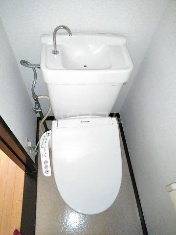 ライトアップ萩丘2番館 216号室のトイレ