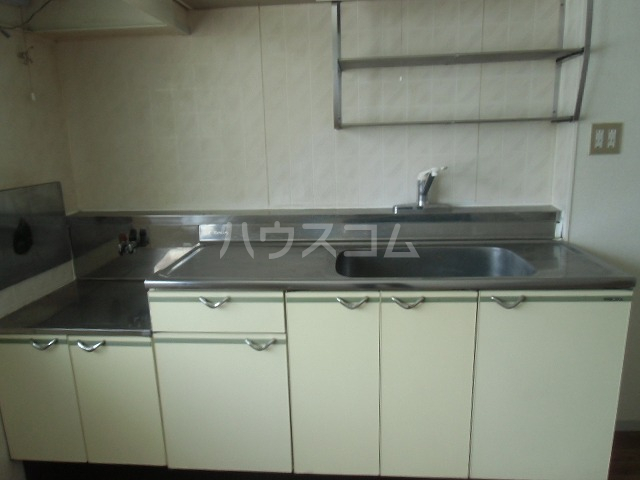 レジデンスライム 203号室のキッチン