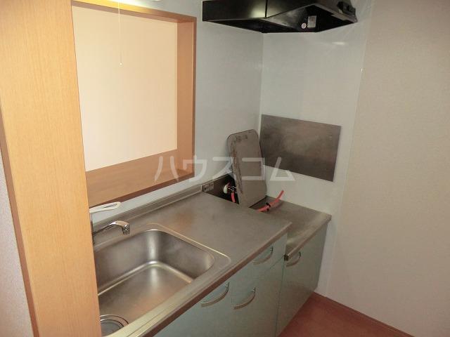 パームタウン ノース 301号室のキッチン