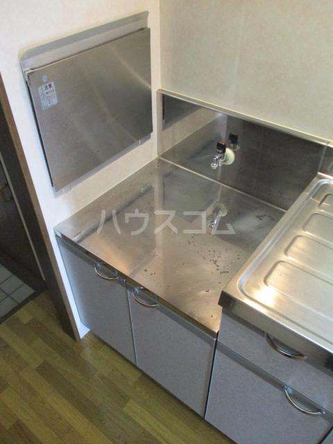 MONATIS Ⅱ 101号室のキッチン