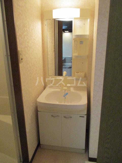 MONATIS Ⅱ 101号室の洗面所