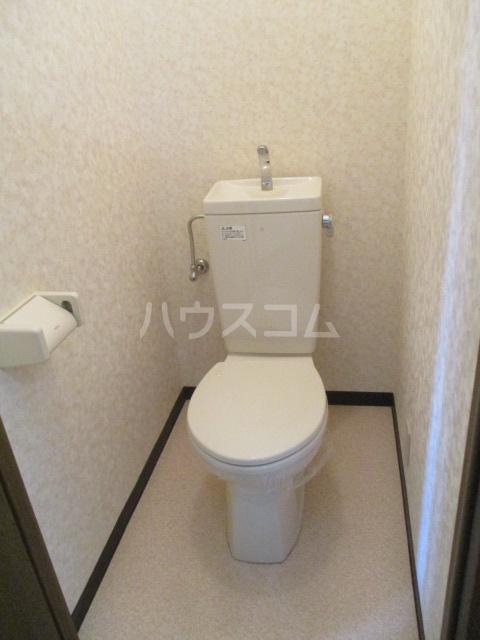 MONATIS Ⅱ 101号室のトイレ