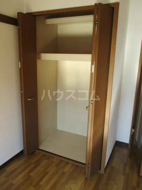 MONATIS Ⅱ 101号室の収納