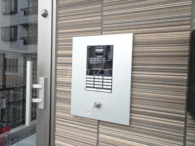 LE COCON東中島町 101号室のセキュリティ