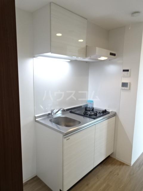 LE COCON東中島町 101号室のキッチン