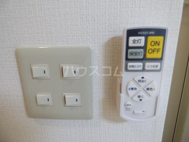コロニアル実籾第1 102号室の設備