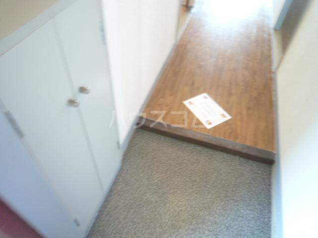 さくら館塩池 102号室の玄関