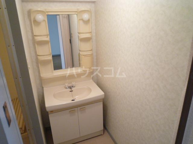 さくら館塩池 102号室の洗面所