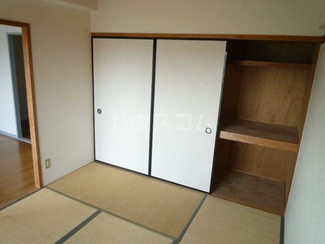 さくら館塩池 102号室の収納
