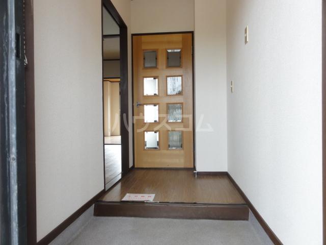 ベルシェ新開 302号室の玄関