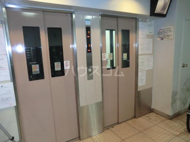 中駒九番団地 8号棟 1203号室の設備
