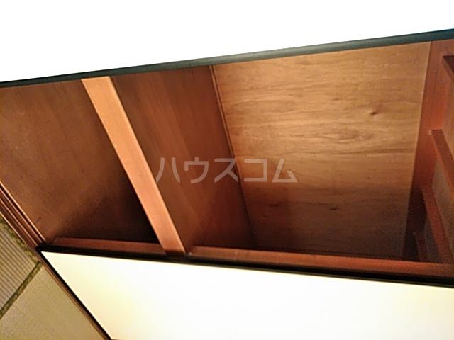中駒九番団地 8号棟 1203号室の収納
