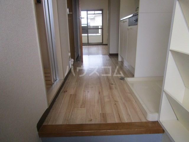 ロイヤルロード 2A号室の風呂