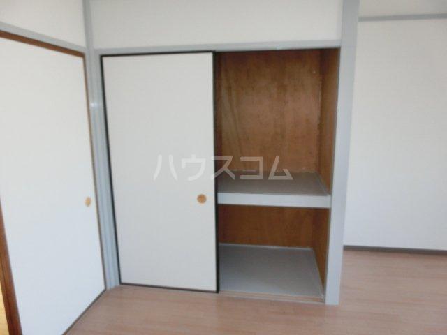 川島第二ビル 502号室の収納