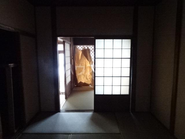 佐藤様貸家 E号室のベッドルーム