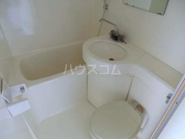 カンテ・イシダ 4D号室のトイレ