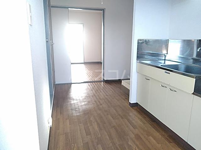 アプローズShimazu 306号室のキッチン