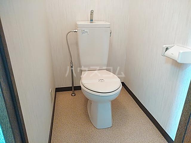アプローズShimazu 306号室のトイレ