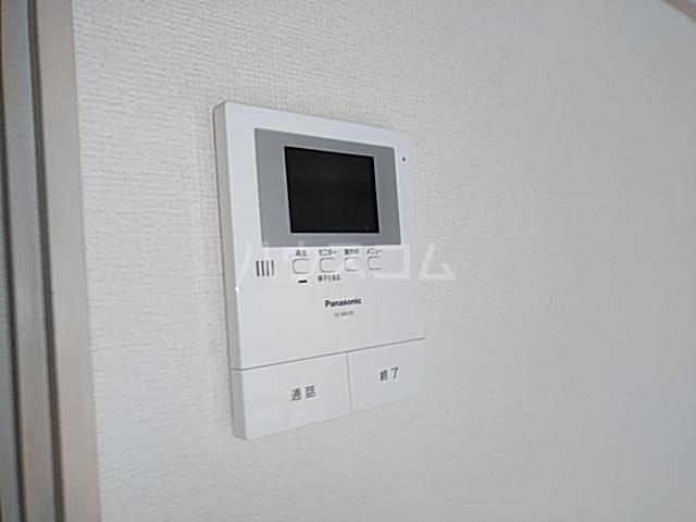 ジュネパレス新検見川第01 102号室のセキュリティ