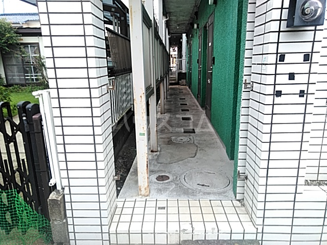 ジュネパレス新検見川第01 102号室のその他共有