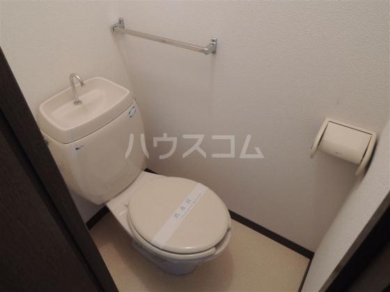 ヤマキ 203号室のトイレ