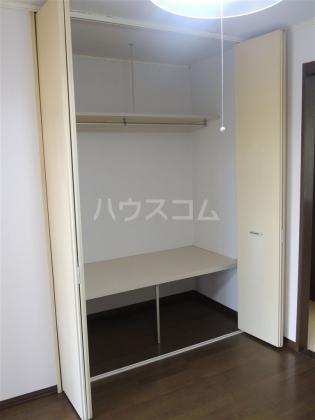 ヤマキ 203号室の収納