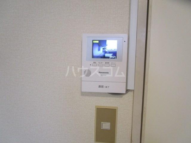 グレイス第5マンション 210号室のセキュリティ