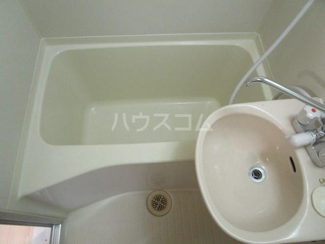 グレイス第5マンション 210号室の風呂